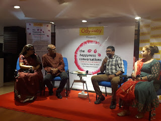 #AVIS100 -  Happyness Conversation with Karthik and Manu  curated by AVIS Viswanathan and Vaani