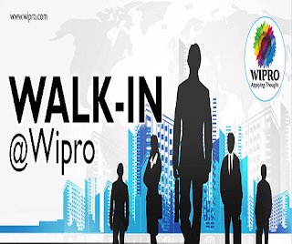 Wipro Exclusive Recruitment Event for Freshers(Any Graduates)