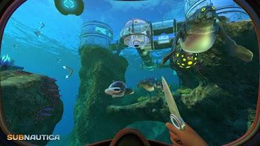 Subnautica oyunu Ücretsiz [Epic Games]