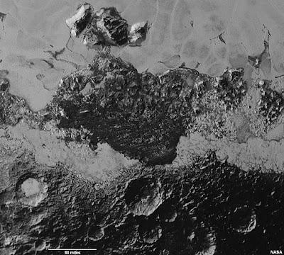 Particolare della zona Cthulhu Regio di Plutone
