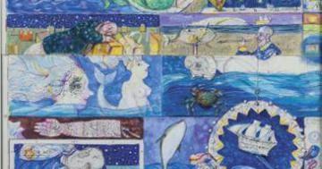 """Antonio Possenti """"Carte Nautiche: Arcipelago dell'immaginario"""" a cura di Antonio Natali e Adriano Bimbi"""