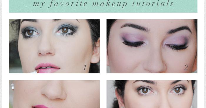 2013 in Review: Makeup Tutorials