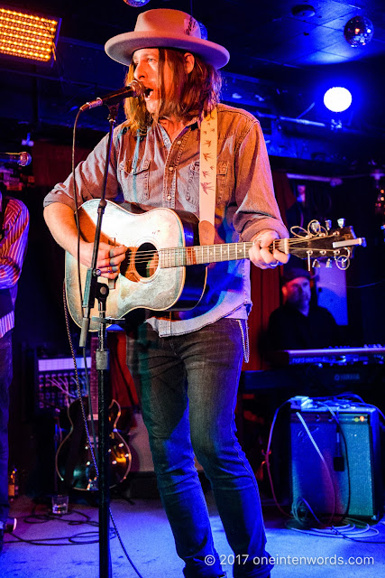 Matt Mays at The Horseshoe Tavern 70th Anniversary Party at The Legendary Horseshoe Tavern on December 5, 2017 Photo by John at One In Ten Words oneintenwords.com toronto indie alternative live music blog concert photography pictures photos