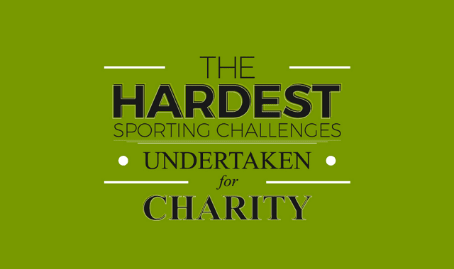 The hardest sporting challenges you can take on for charity