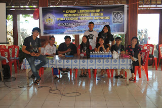 Panitia Camp Leadership HIMAJU AB
