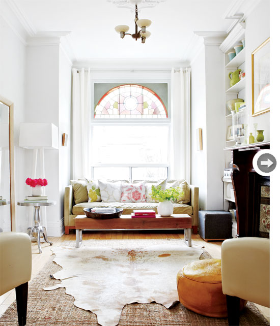 Victorian Drawing Room: Mix And Chic: Home Tour- A Downtown Toronto Victorian Home