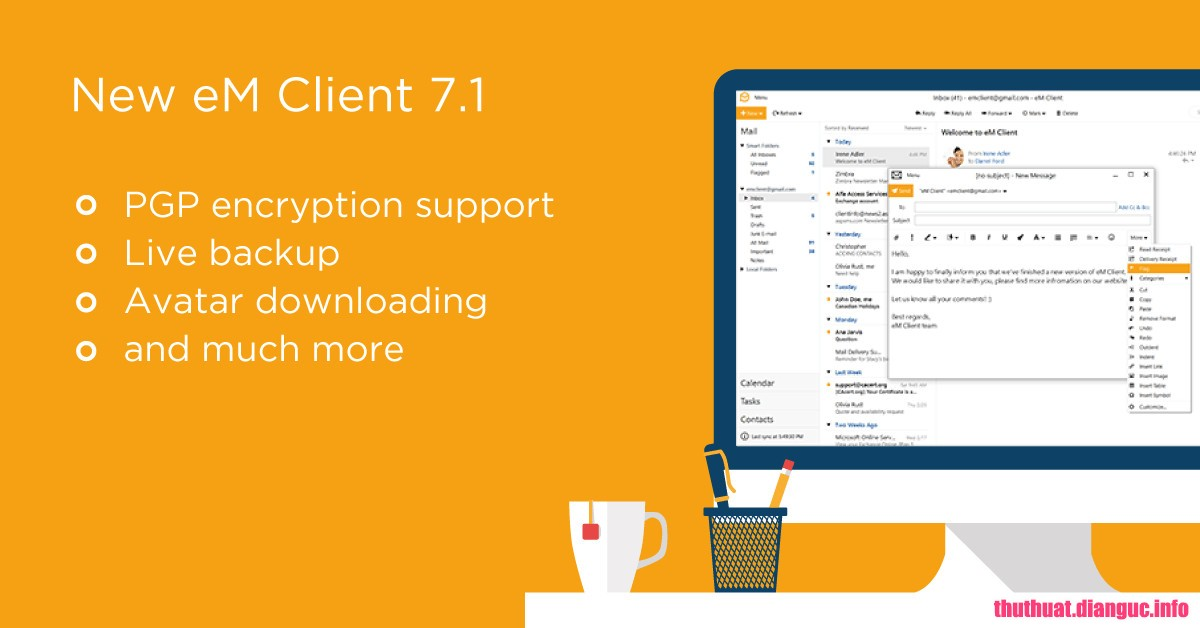 tie-mediumDownload eM Client Pro 7.1.32716.0 Full Cr@ck – phần mềm quản lý mail nâng cao