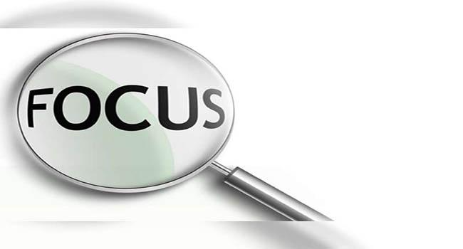 Fokuslah Karena Dengan Fokus Kamu Bisa Menemukan Yang Pasti