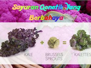 Inilah Alasan Kenapa Sayuran Genetik Dapat Berbahaya Bagi Kita !!!