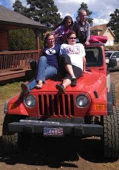 Welcome back, Orange Jeep Dad