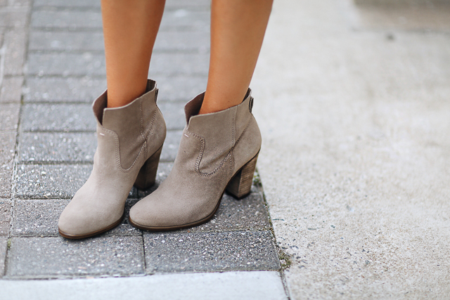 Vince Camuto Feina booties