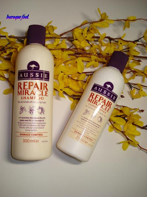 aussie repair miracle shampoo review