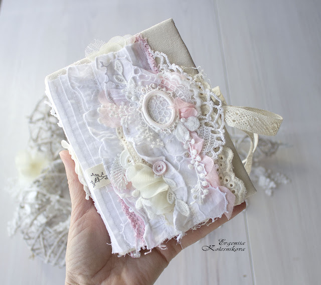 @Evgeniia Kolesnikova #scrap #scrapbooking #notebook