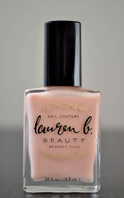 I'm All About That Base...Lauren B Beauty Nail Perfecter