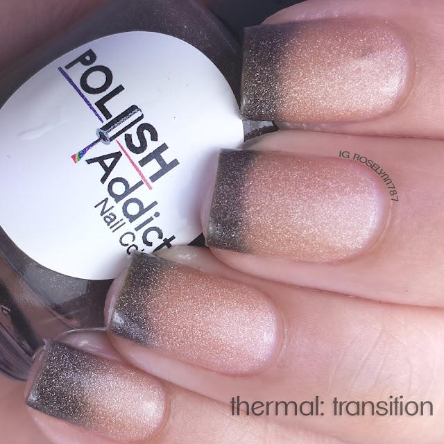 Polish Addict Nail Color - Hot Chocolate
