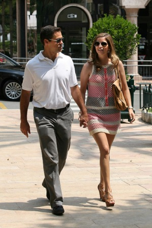 a53d757d18 Una espléndida Margarita Vargas dio toda una lección de estilo en Mónaco