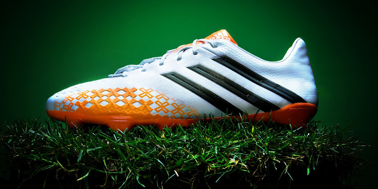 finest selection c66ac 5d646 Adidas Predator LZ II White 2014 Boot Colorway Released