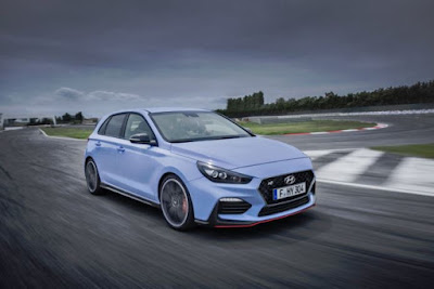 The Hyundai i30 N Is a Shockingly Hot Hatchback in the market United Kingdom