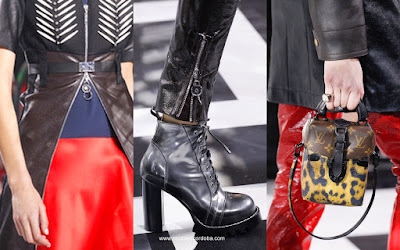 Moda Internacional. Louis Vuitton Otoño/Invierno 2016/2017