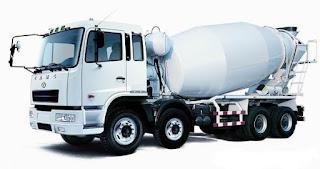 cari truk mixer