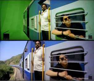 chennai express vfx scenes