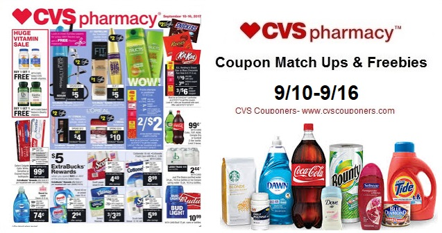 6733ec64e68 CVS Couponers: CVS Coupon Match Ups & Freebies! (9/10-9/16)