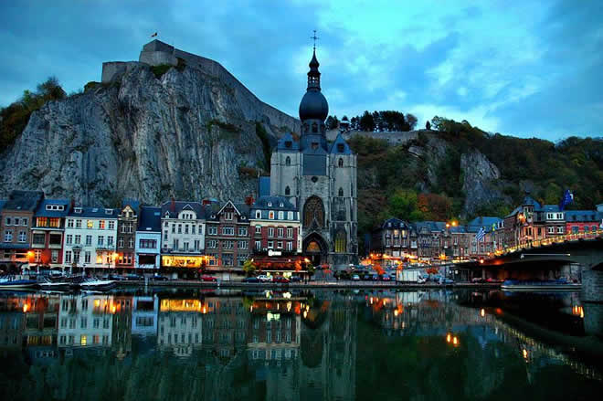This city is sandwiched between the Miuse river and it citadel. One thing this place is famous for is its strong immaculate architecture. The place carries a wonderful waterfall of Grotto of Dinant. This surely is a small city yet one to the most retentive in regard to memories.  So, there you go Folks we have provided you with some beautiful places that you'd love to visit. These are un-conventional spots . Not so heavily named yet one of those places you will always remember. These beautiful places are worth a shot to try and visit. All we can say is, BONJOUR!