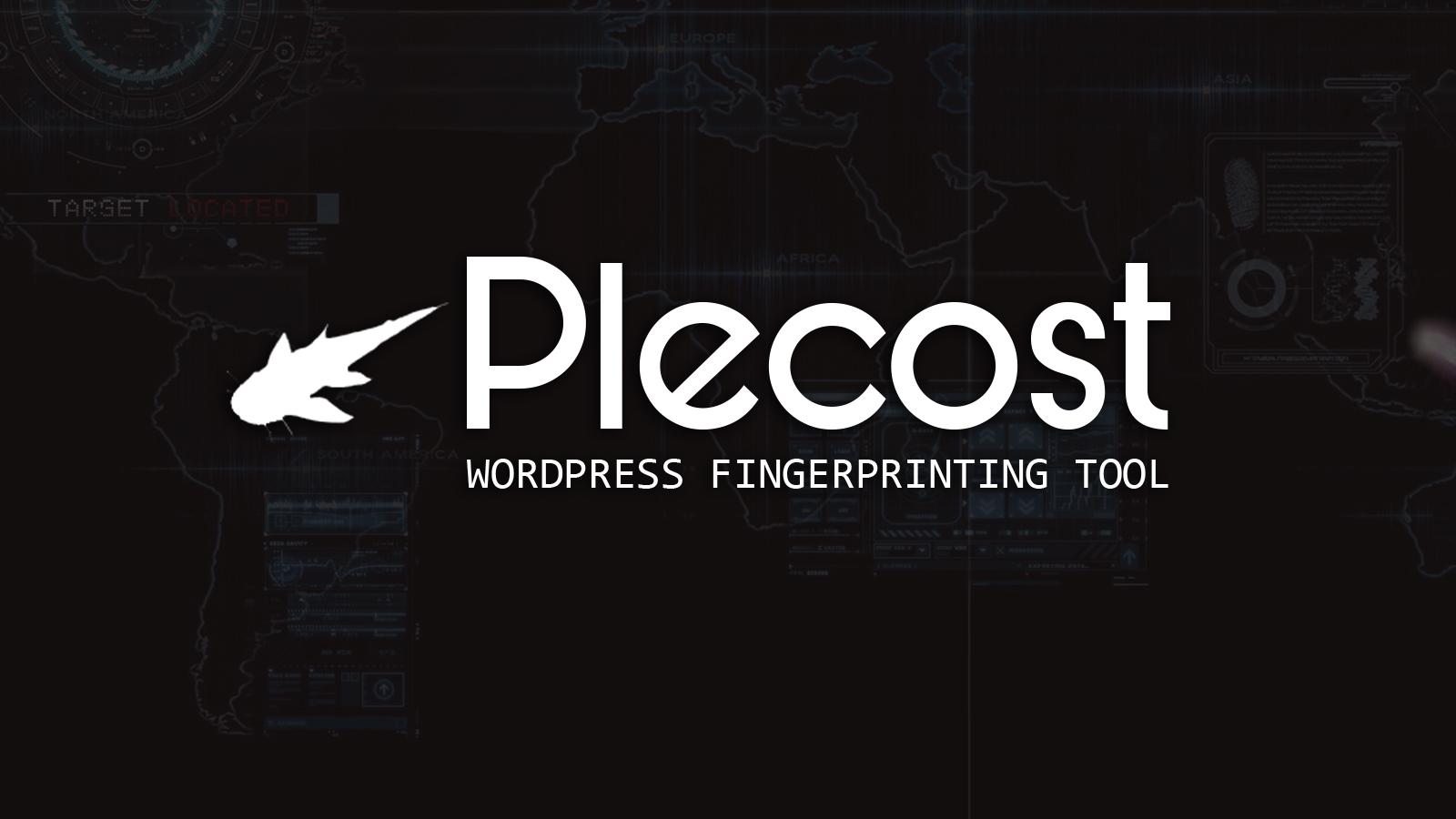 Plecost - WordPress Fingerprinting Tool