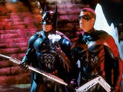 Surrender to the Void: Batman & Robin