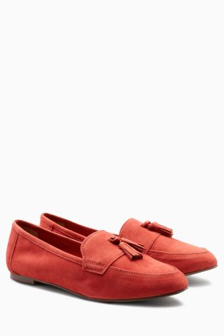 Next Softee Leather Loafers