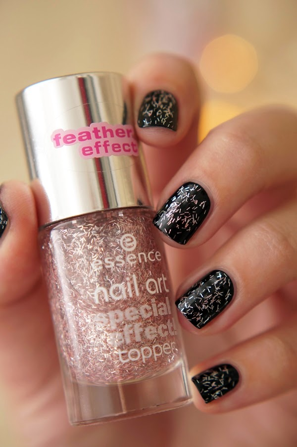 Essence Nail Art Special Effect Toppers New Beautyill