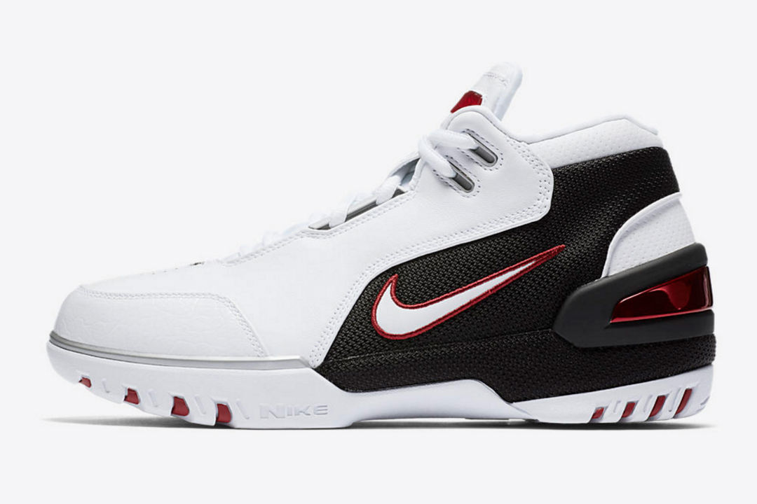 Firma Lanzar Volverá De James Primer Zapato El A Lebron Nike q6aE0q
