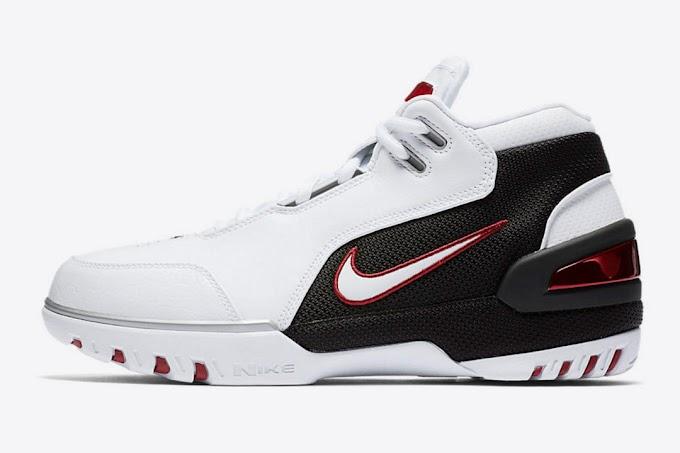 Nike volverá a lanzar el primer zapato de firma de LeBron James
