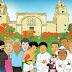 "Mural del bar ""El Porvenir"" retrata a destacados yucatecos"