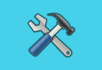 Cara Menghilangkan Ikon Obeng dan Tang Quick Edit  Wrench