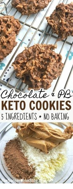 The BEST Easy Low Carb Cookie Recipe!