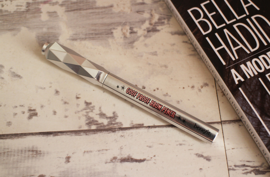 Initial Impressions | Benefit Goof Proof Brow Pencil