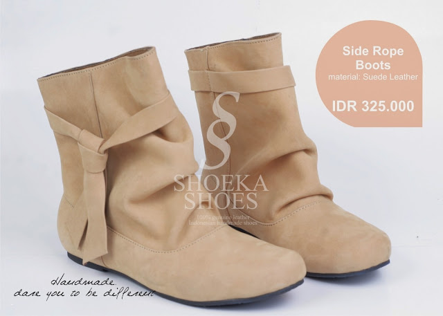 sepatu boots wanita cibaduyut online