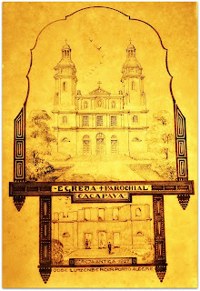 Joseph Lutzenberger - Igreja Paroquial de Caçapava, 1927