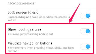 MIUI%2BScreen%2BRecorder%2B %2BRecording%2BOptions - The Complete Review of MIUI Screen Recorder - by IT ADDA