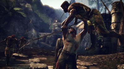 Download Game X-Men Origins : Wolverine Full Version Iso For PC