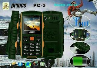 Spesifikasi Dan Harga Prince PC 3 Hp Outdor Murah Terbaik