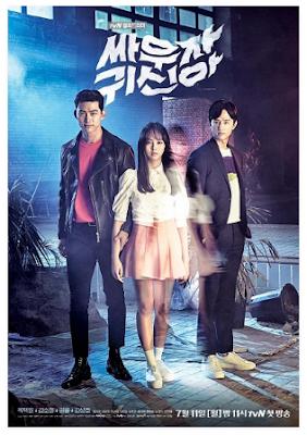 Download Drama Korea Let's Fight Ghost (2016) episode 1 - 6 Ganool Movie