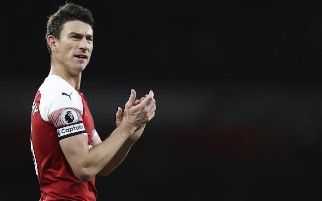 Arsenal's Koscielny Turns Down Monaco Transfer Offer