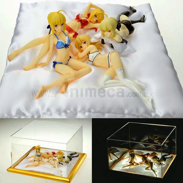 Lingerie Style SABER Special Premium Edition FIGURE Fate/stay night WAVE