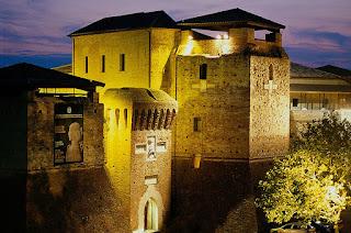 Il Castello di Montebello di Torriana