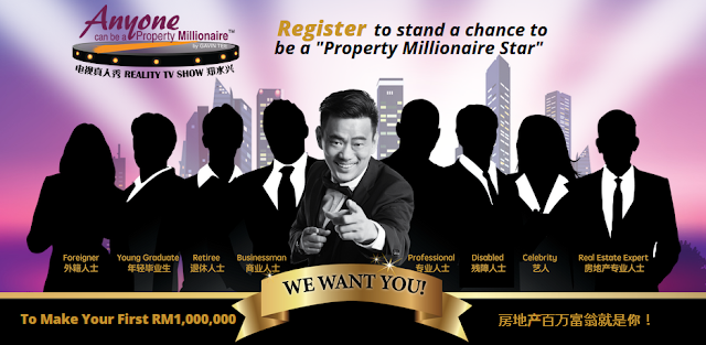 Dating millionaire reality show online