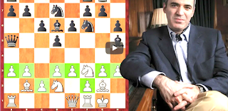 Garry Kasparov Beats Deep Blue With An Anti-Computer Tactics