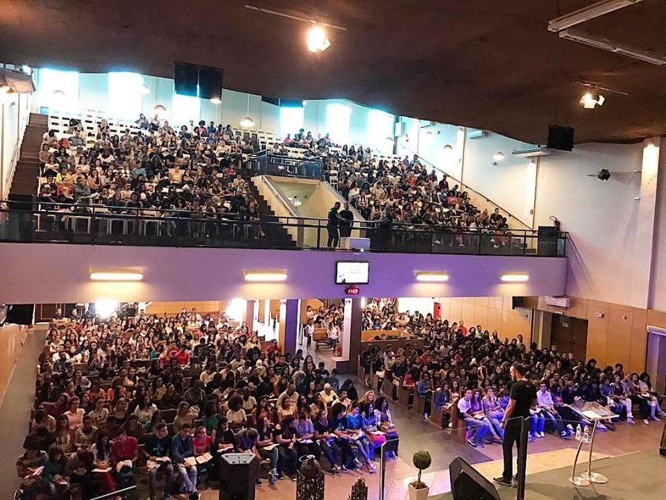 seminário eu escolhi esperar, escolhi esperar, eee, vida com Deus, solteiro cristão, Nelson Junior,