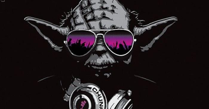 Star Wars Fan Zone Dj Yoda